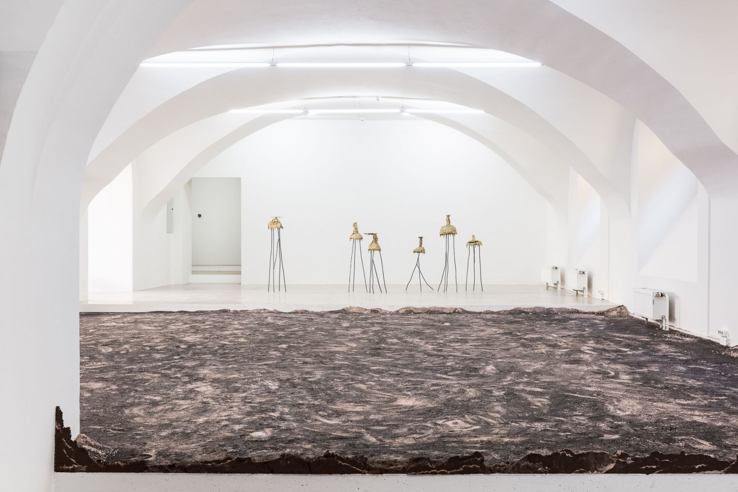 Exhibition View, Grazer Kunstverein, 2019